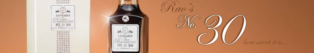 image - Rao's Valentine's Day gift, Rao's No. 30 (30 year aged balsamic vinegar), click shop now.